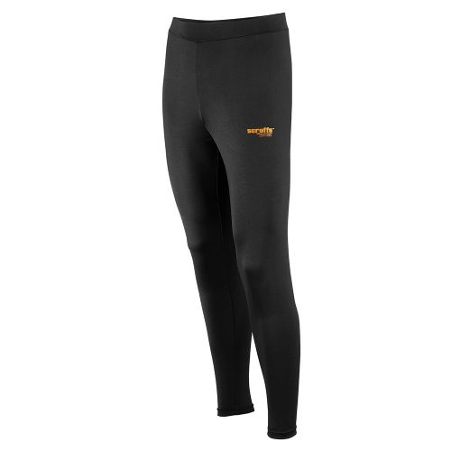 Scruffs T51377 Pro Base Layer Bottoms Extra Large